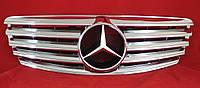 Решетка радиатора тюнинг Mercedes Benz W211