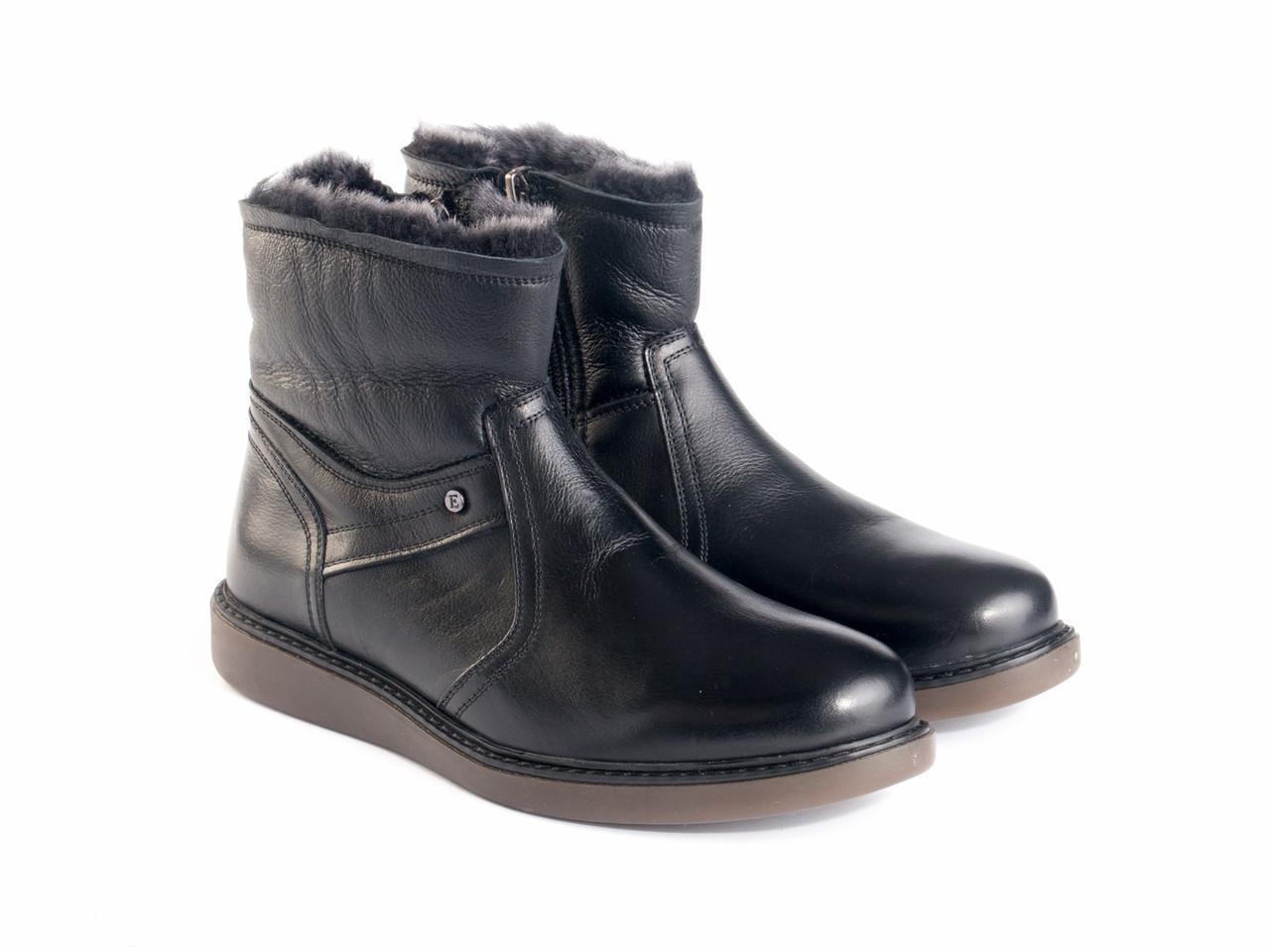 Ботинки Etor 13888-4524-3151 41 черные