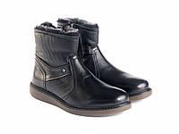 Ботинки Etor 13888-4524-3151 41 черные, фото 1