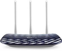 Беспроводной маршрутизатор TP-LINK Archer C20 (AC750, 1*Wan, 4*LAN,  3 антенны)