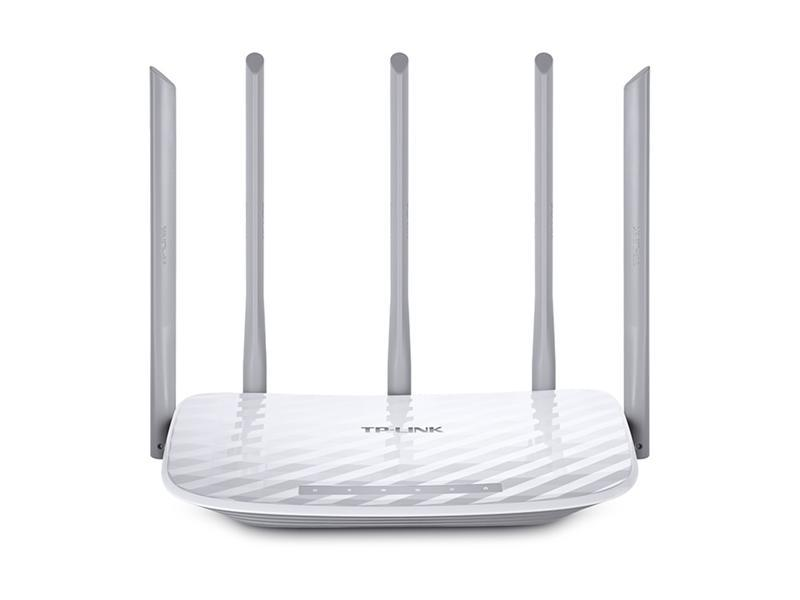 Беспроводной маршрутизатор TP-LINK Archer C60 (AC1350, 1*Wan, 4*LAN, 5 антенн)