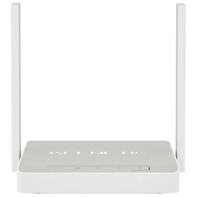 Беспроводной маршрутизатор KEENETIC Lite (KN-1310) (N300, 5xFE, 2 антенны)