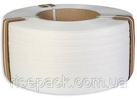 Стрічка пакувальна 16х1,0 мм біла