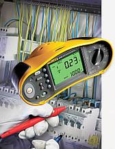 Вимірювання опору ізоляції мегаомметром кабелів, проводів, кабельних і інших ліній