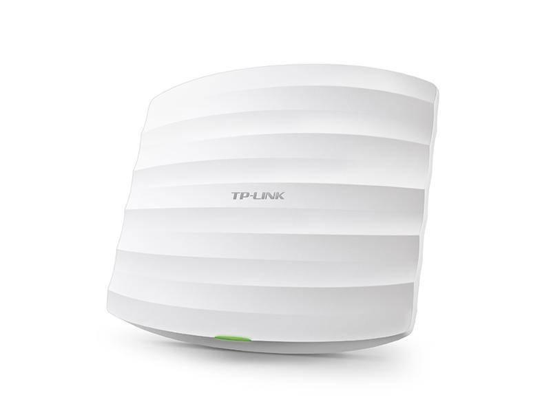Точка доступа TP-Link EAP320  (AC1200, 1х1Гбит, потолочная, PoE, EAP Controller, 2.4GHz: 2* 6dBi, 5GHz: 2*7dBi)