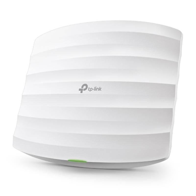 Точка доступа TP-Link EAP225  (AC1350, 1х1Гбит, потолочная, PoE, EAP Controller, 2.4GHz: 3* 4dBi, 5GHz: 2*5dBi)