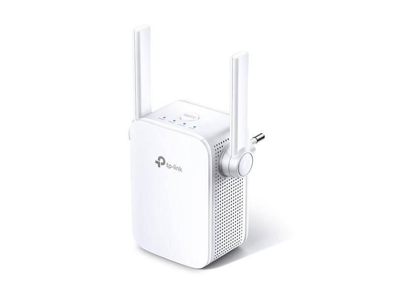 Точка доступа TP-Link RE305  (AC1200, 1*FE, 2  внешние антенны)