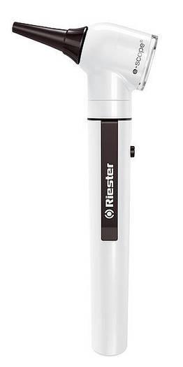 Отоскоп  e-scope® фіброоптичний, LED 3,7 В, білий, у кейсі