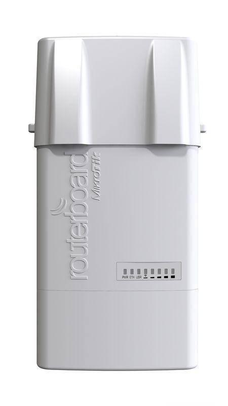 Точка доступа Mikrotik BaseBox 2 (RB912UAG-2HPND-OUT) (2.4Ghz, 1000 mW, 1xGE,  2xSMA)