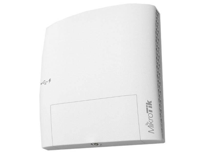 Точка доступа MikroTik wsAP AC Lite (RBWSAP-5HAC2ND) (650MHz/64Mb, 3хFE)