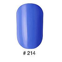 Лак для ногтей Naomi № 214, 12 мл