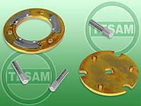 Набор фиксаторов ГРМ и коленвала FORD 2.0 / 2.4 16V. S0000790 TESAM, фото 1