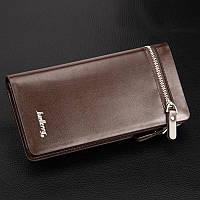 Мужской кошелек Baellerry Italia коричневый, фото 1