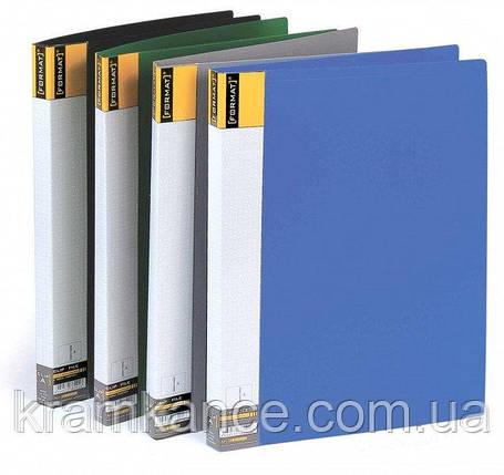 Папка - скоросшиватель Format F38201 с карм. 450мкм, фото 2