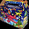 Детский Новогодний подарок Мини саквояж
