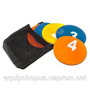 Маркер тренировочный ( набор 5 цветов 10 шт ) , фото 2