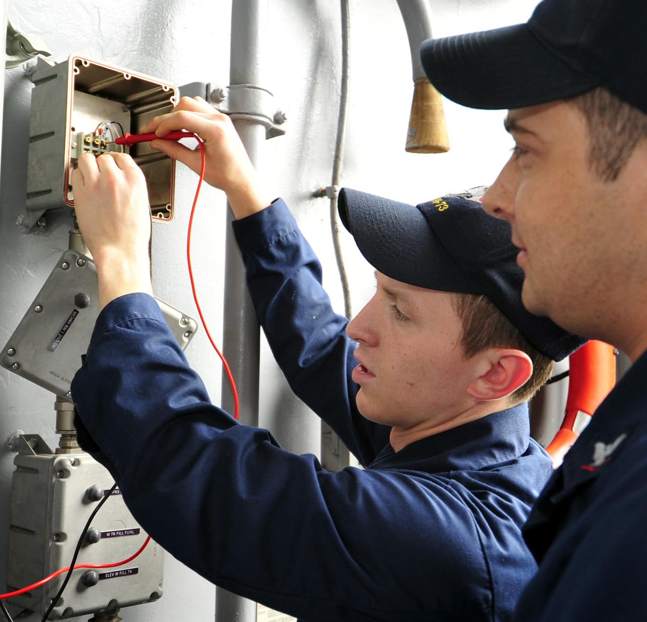 Монтаж та технічне обслуговування електроустановок та електричних мереж