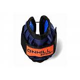 Утяжелители для рук регулируемые Onhillsport 1 кг (UT-1001), фото 5