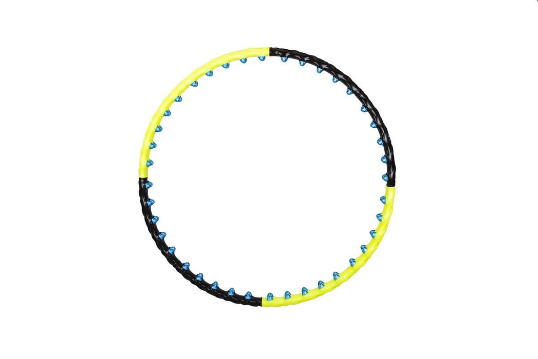 Обруч массажный c шариками Hop-Sport (6001)