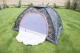 Палатка туристична 2-х місцева хакі Zelart (SY-002), фото 4