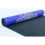 Коврик (каремат) для фитнеса и йоги OSPORT (FI-5662-10), фото 3
