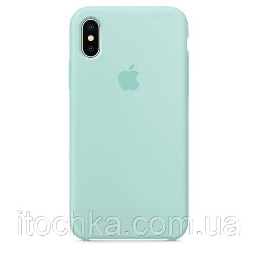 Silicone case for iPhone XS Max Mint(Copy)