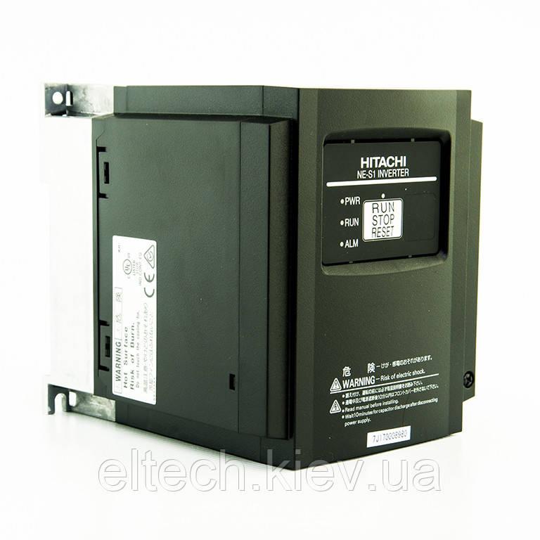 NES1-040HBE, 4кВт, 380В. Частотный преобразователь Hitachi