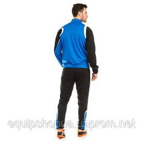 Спортивный Костюм (тренировочный) Europaw TR15 сине-черный, фото 2