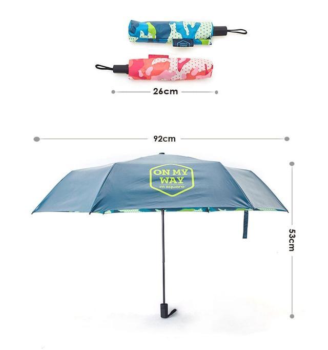 Размеры зонта MSquare