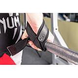 Лямки для турника, тяги и штанги (кистевые ремни) стропа Onhillsport (OS-0309), фото 3