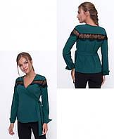 "Стильная блузка "" Кружево "" Dress Code, фото 1"