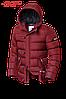 Куртка Зимняя Braggart  - 3471С красный