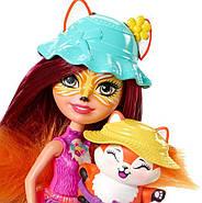 Игровой набор Энчантималс Дерево с качелей Фелисити Фокс / Playground Adventures Playset with Felicity Fox, фото 2