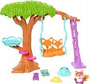 Игровой набор Энчантималс Дерево с качелей Фелисити Фокс / Playground Adventures Playset with Felicity Fox, фото 5