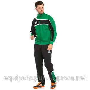 Спортивный Костюм (парадный) Europaw TeamLine зеленый, фото 2