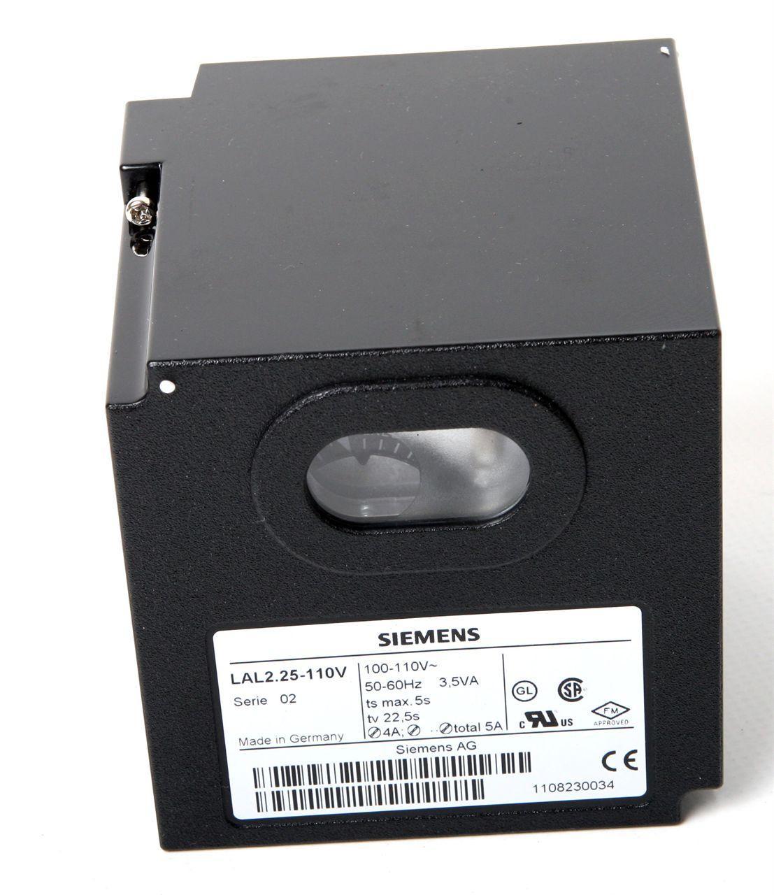 Автомат горения Siemens LAL2.65