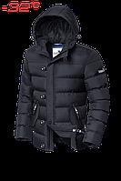 Куртка Зимняя Braggart  - 3471D черный, фото 1