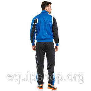 Спортивний Костюм (парадний) Europaw TeamLine синьо-чорний, фото 2