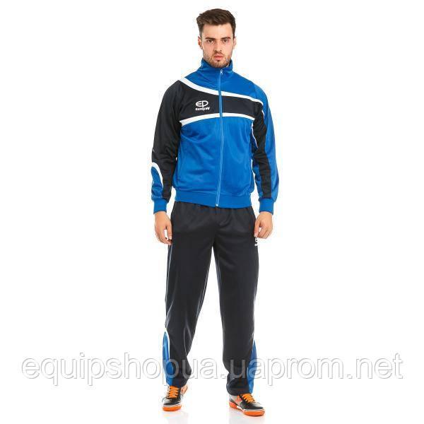 Спортивний Костюм (парадний) Europaw TeamLine синьо-чорний