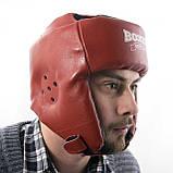 Шолом карате шкіряний Boxer L (bx-0069), фото 2