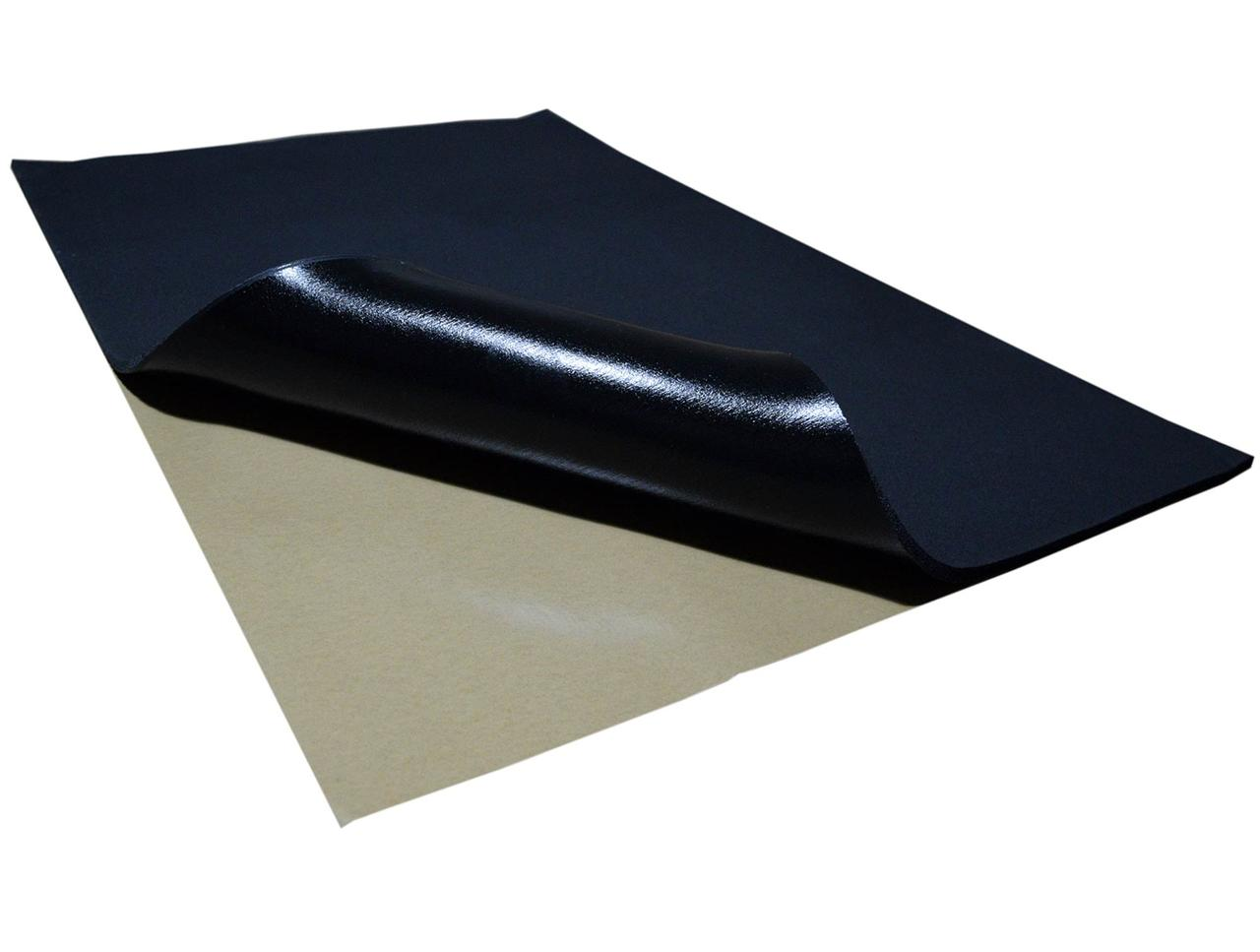 Тепло-шумоизоляция из вспененного каучука 800x500х6мм SoundProOFF (sp-flex-sh-6)