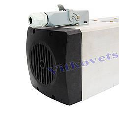 Шпиндель 4.5 kw, ER25, 10А с воздушным охлаждением, фото 2