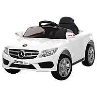 Детский электромобиль M 2772 EBLR-1: 2.4G, EVA, 7 км/ч, кожа - БЕЛЫЙ - купить оптом , фото 1