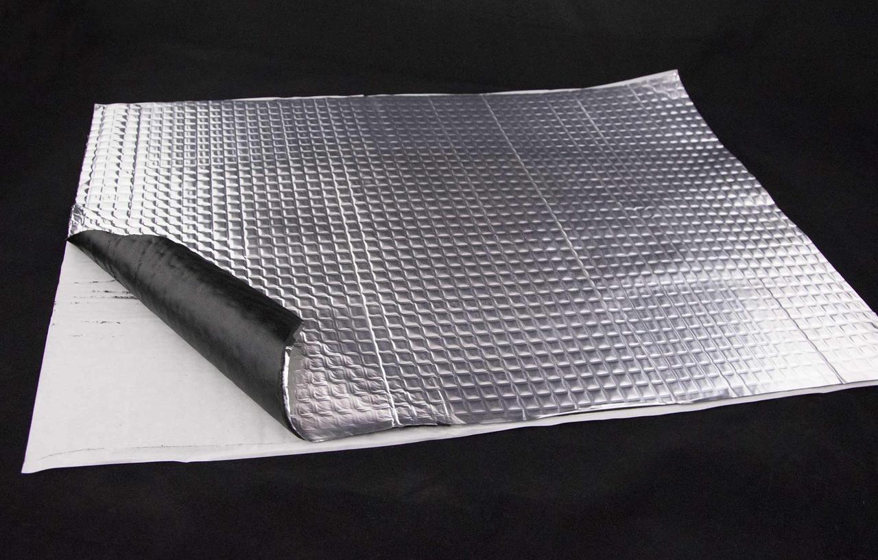 Виброизоляция для авто 600х500x3.5мм SoundProOFF (sp-spec-3)