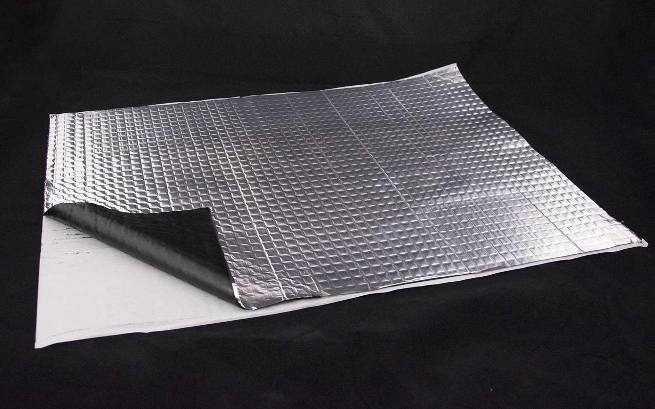 Виброизоляция для авто 750х500x2мм SoundProOFF (sp-magna-2)