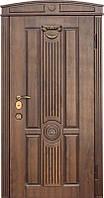 Входная металлическая дверь Steelguard в классическом стиле SG-15