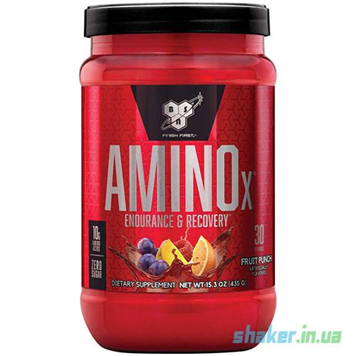 Аминокислоты BCAA BSN Amino X (1,01 кг) бцаа бсн амино икс