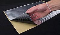 Виброизоляция для авто 500x350x1.5мм SoundProOFF M1 (M1 Economy)