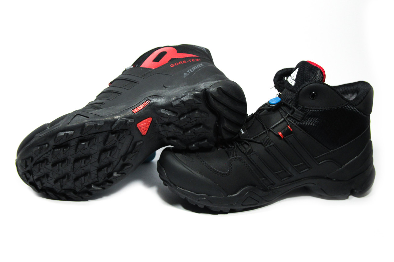 cf59d89a ... Зимние ботинки (на меху) мужские Adidas Terrex (реплика) 3-078, ...