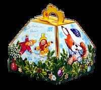 Детский Новогодний подарок Скринька